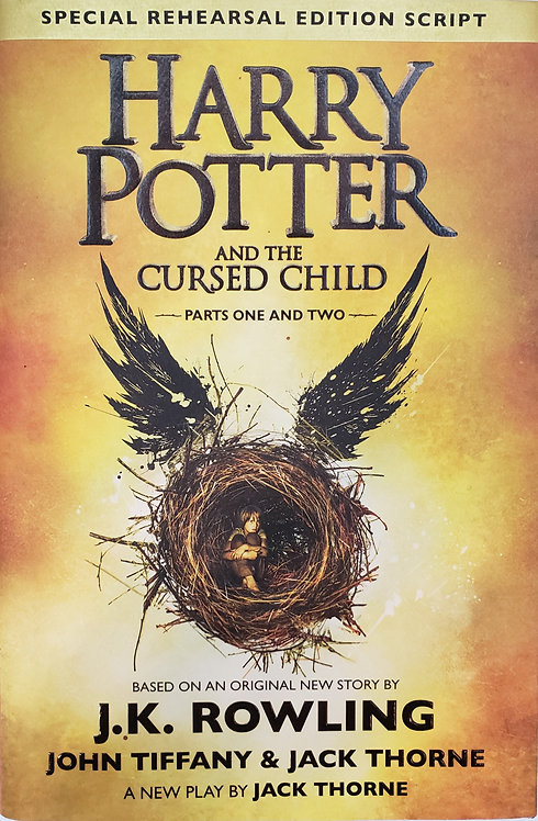 Harry Potter and the Cursed Child: Parts One and Two by J.K. Rowling et.