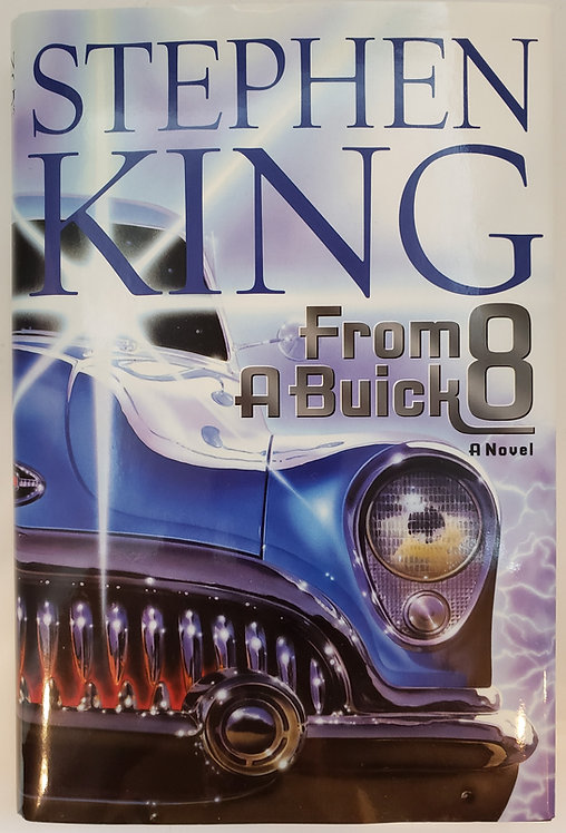 From A Buick 8, a novel by Stephen King