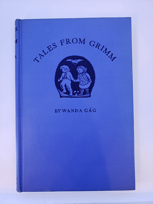 Tales From Grimm by Wanda Gag