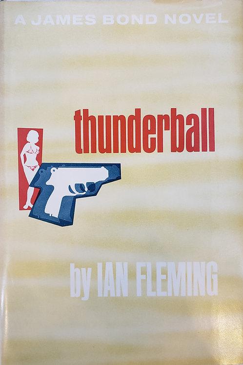 Thunderball, a James Bond novel by Ian Fleming