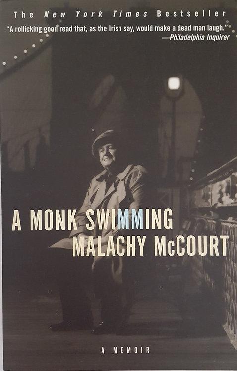 A Monk Swimming, A Memoir