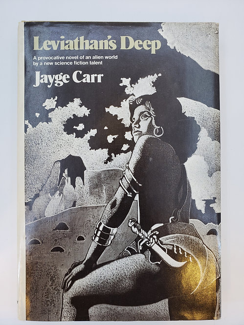 Leviathan's Deep by Jayge Carr