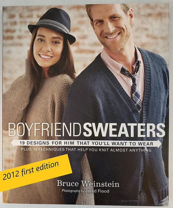 Boyfriend Sweaters by Bruce Weinstein
