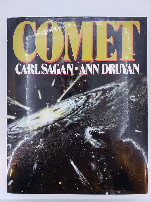 COMET by Carl Sagan and Ann Druyan