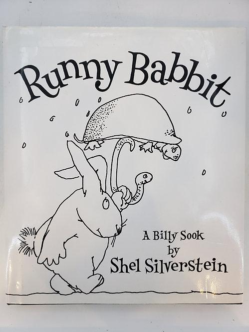 Runny Babbit, A Billy Sook by Shel Silverstein