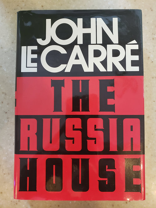 The Russia House by John LeCarre