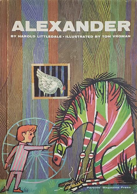 Alexander by Harold Littledale