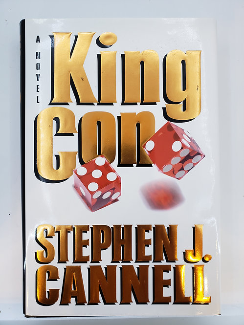 King Con by Stephen J. Cannell