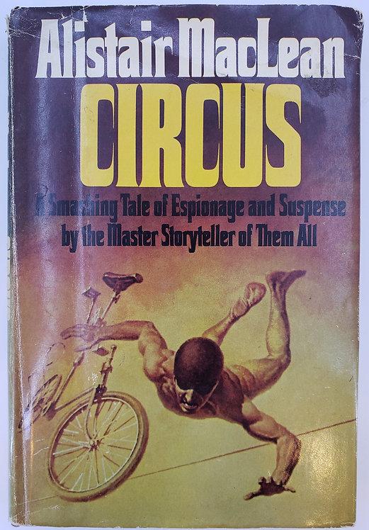 CIRCUS by Alistair MacLean