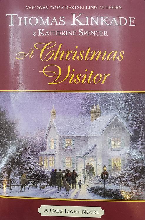 A Christmas Visitor: A Cape Light Novel by Thomas Kinkade