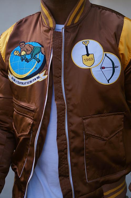 "Centaur ""World Take Over"" Flight Jacket"