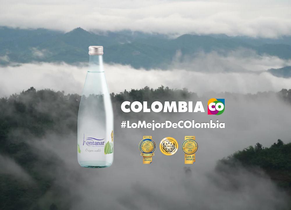 Hontanar nuevo embajador nacional e internacional de la Marca País Colombia