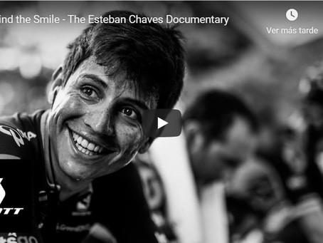 Esteban Chaves, la motivación detrás de la sonrisa