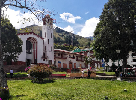 Pensilvania, riqueza natural colombiana
