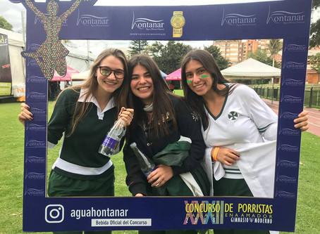 Hontanar en el concurso de porras María Helena Amador 2018