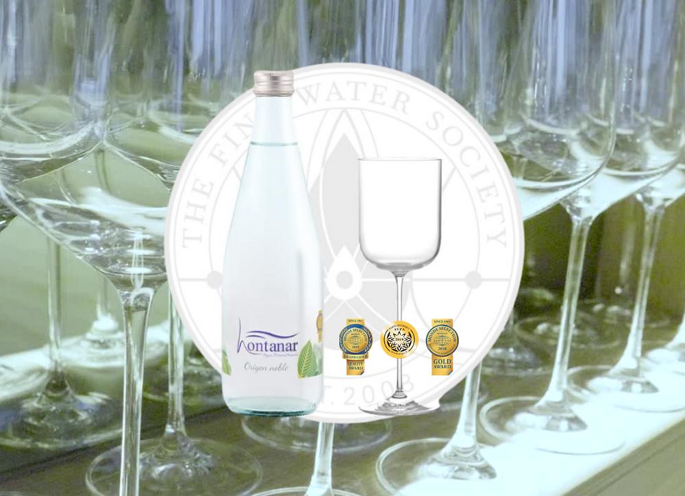 Hontanar nuevo miembro de la Fine Water Society