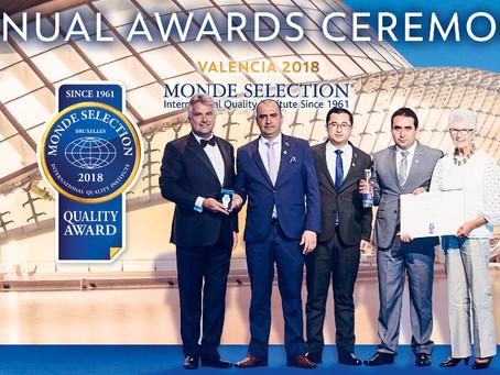 Los ganadores del Monde Selection