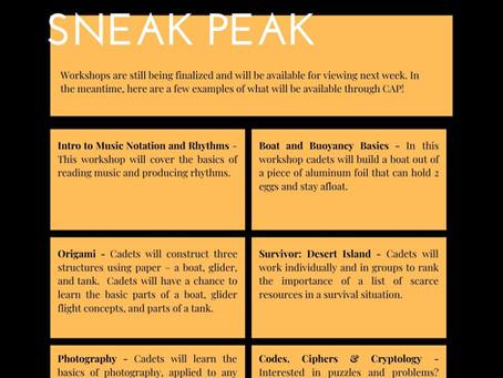 SPRING BREAK CAP  - More info!