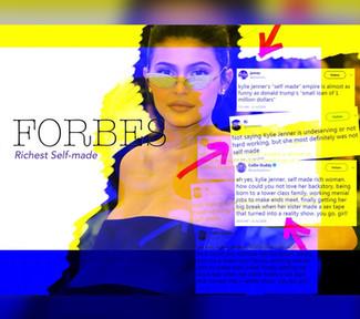 ชาวเน็ตสงสัย? Forbes ให้Kylie Jenner เป็น 1 ในผู้หญิงที่สร้างรายได้ด้วยตัวเองได้มากที่สุด