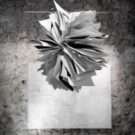 Volume Papier 70x80x40 cm