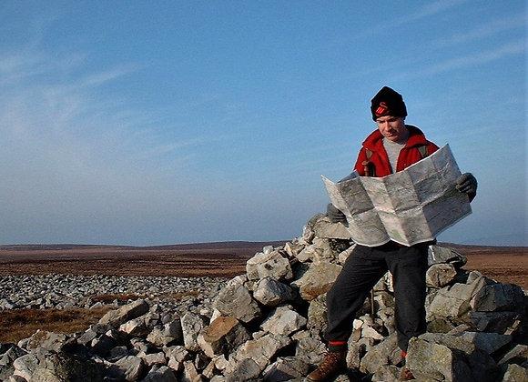 Mountain & Moorland Navigation (Stage 1)