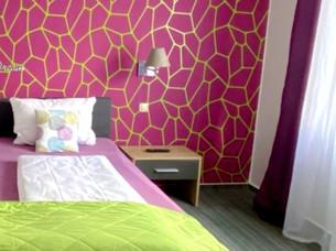 Doppelzimmer Doppelbett