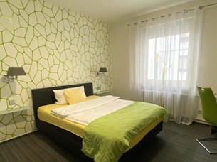 Doppelzimmer mit franz. Doppelbett