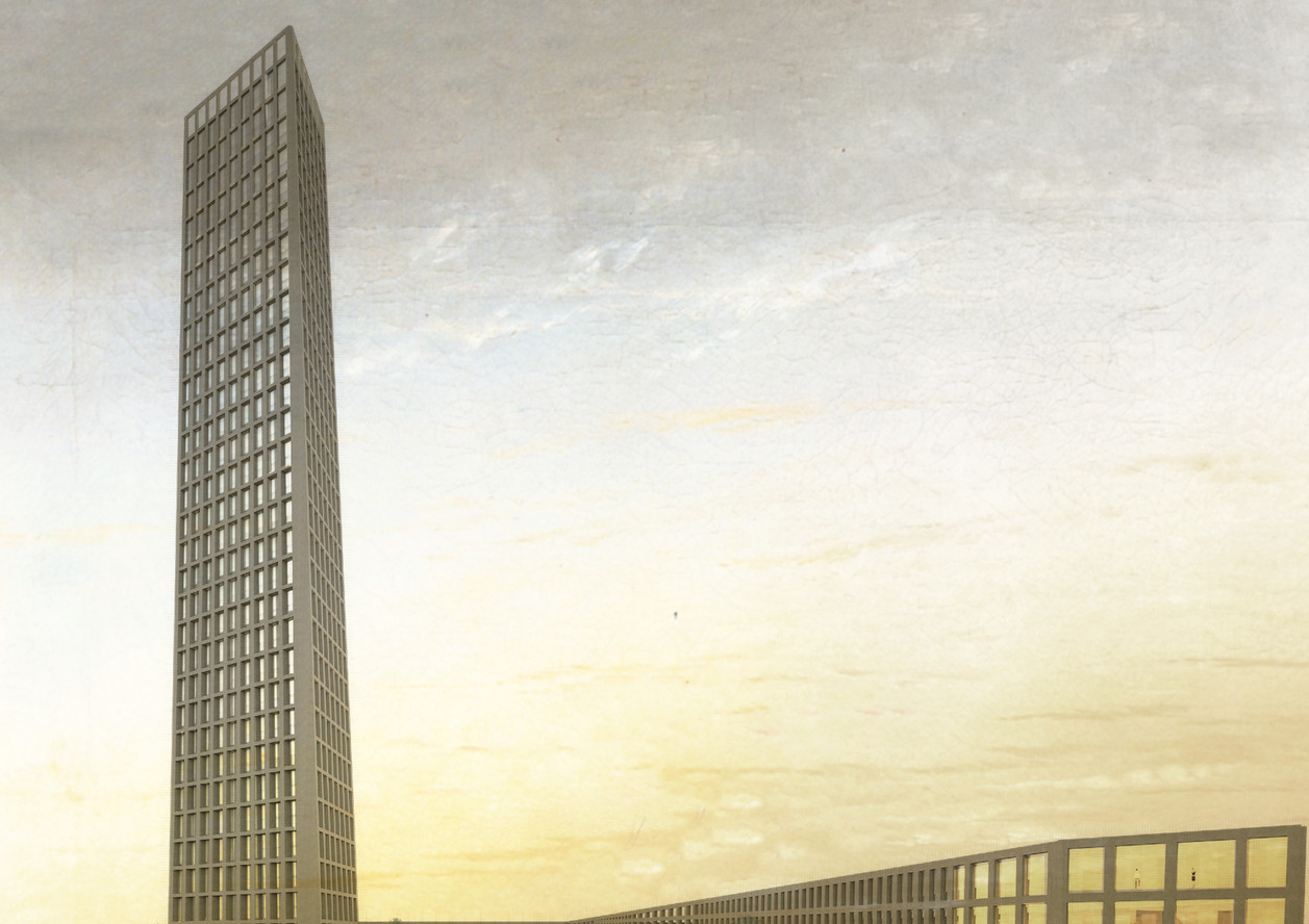 A Tower for Hafencity