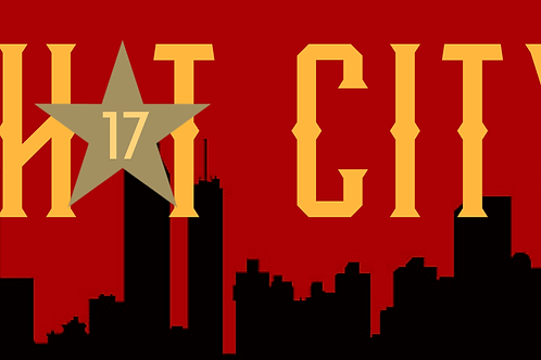 """ThAt City"" Silhouette Decal"