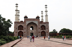 Akbar Tomb, India