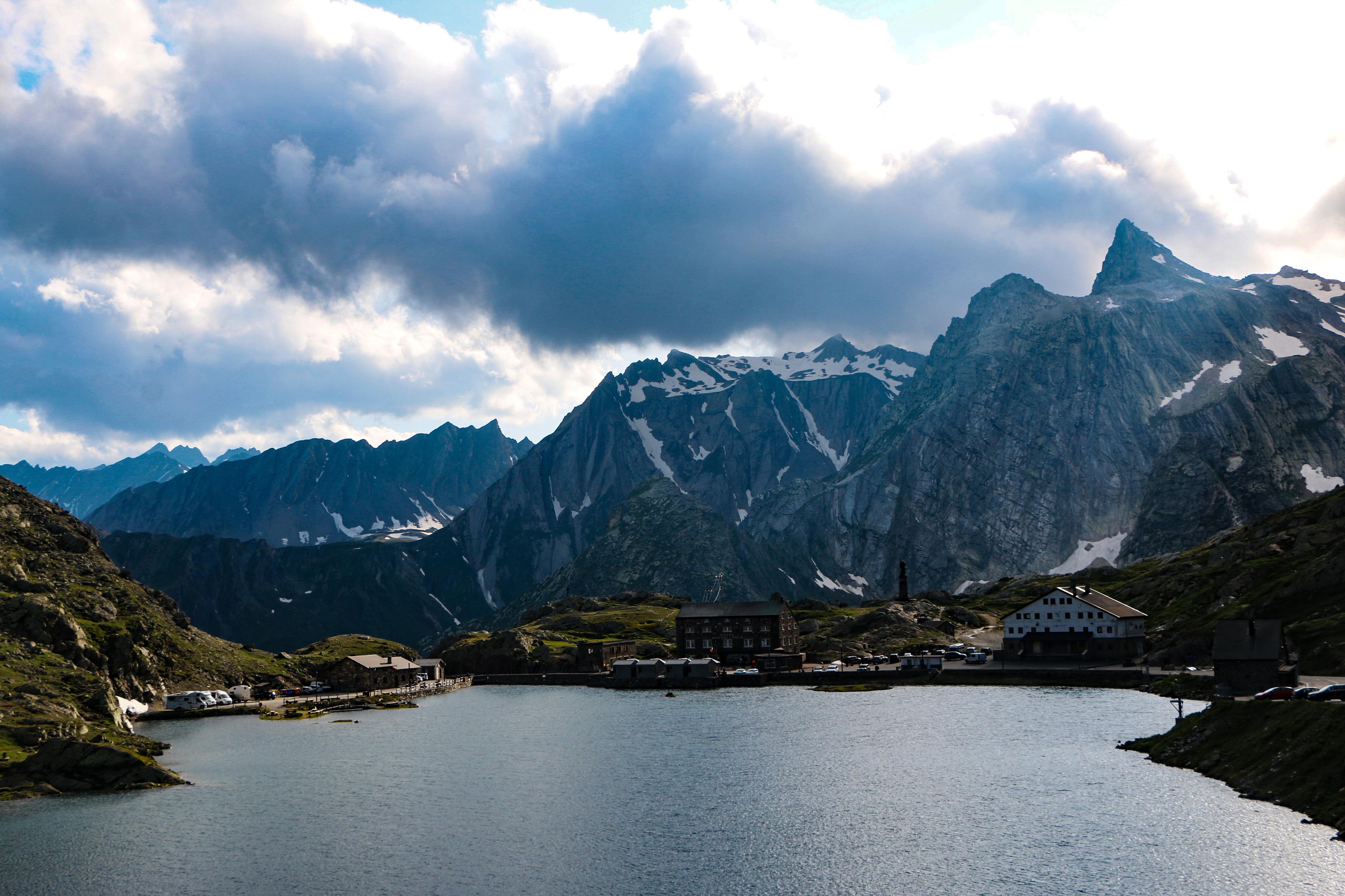 Great St Bernard Pass, Switzerland