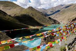 Yamdrok Tso, Tibet
