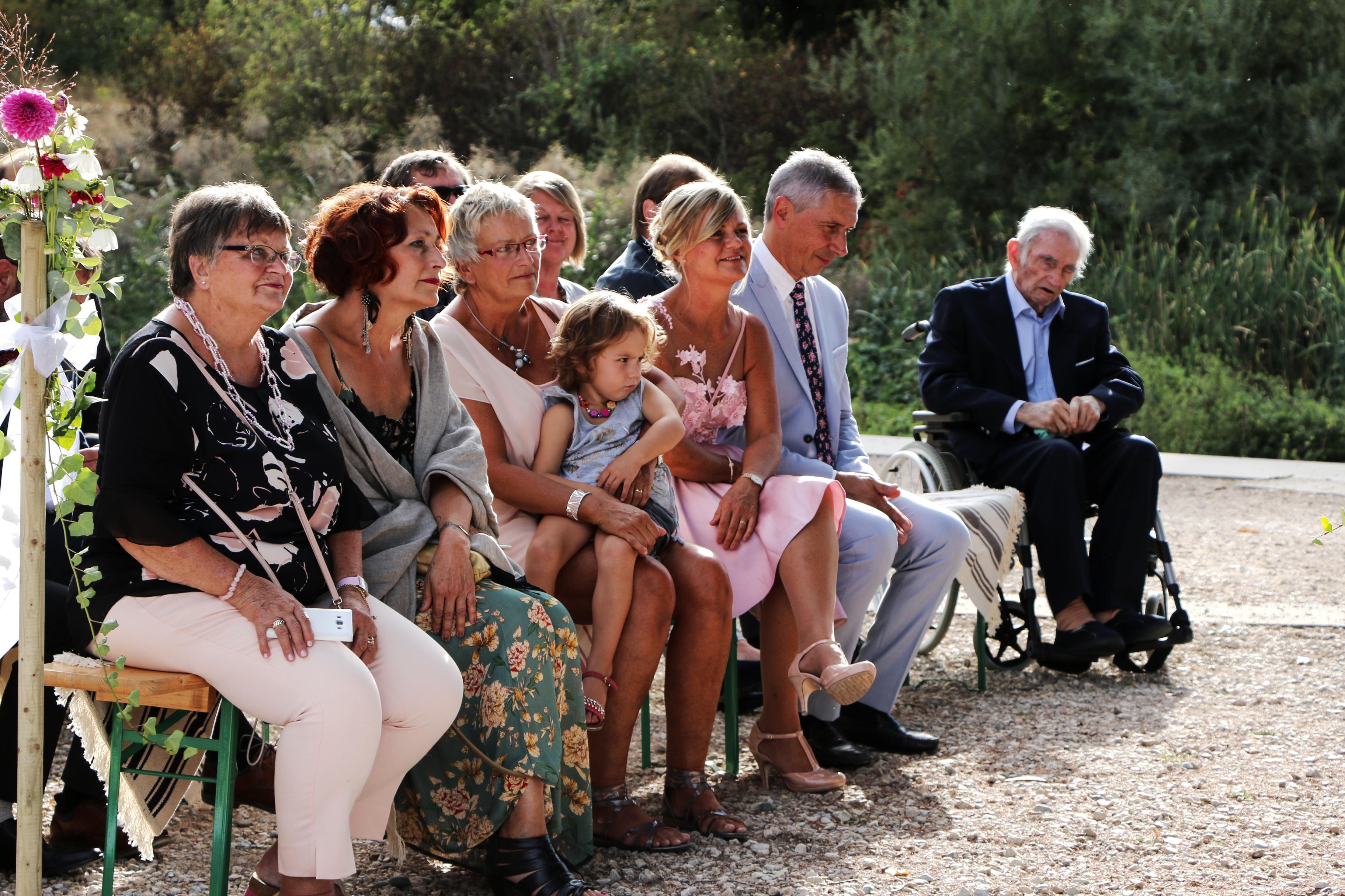 Caroline & Cédric's Wedding