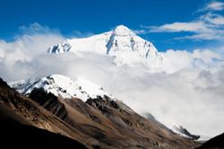 Everest, Tibet