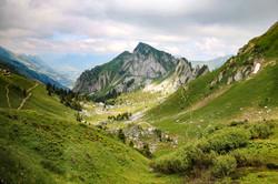 The Rochers de Naye, Switzerland