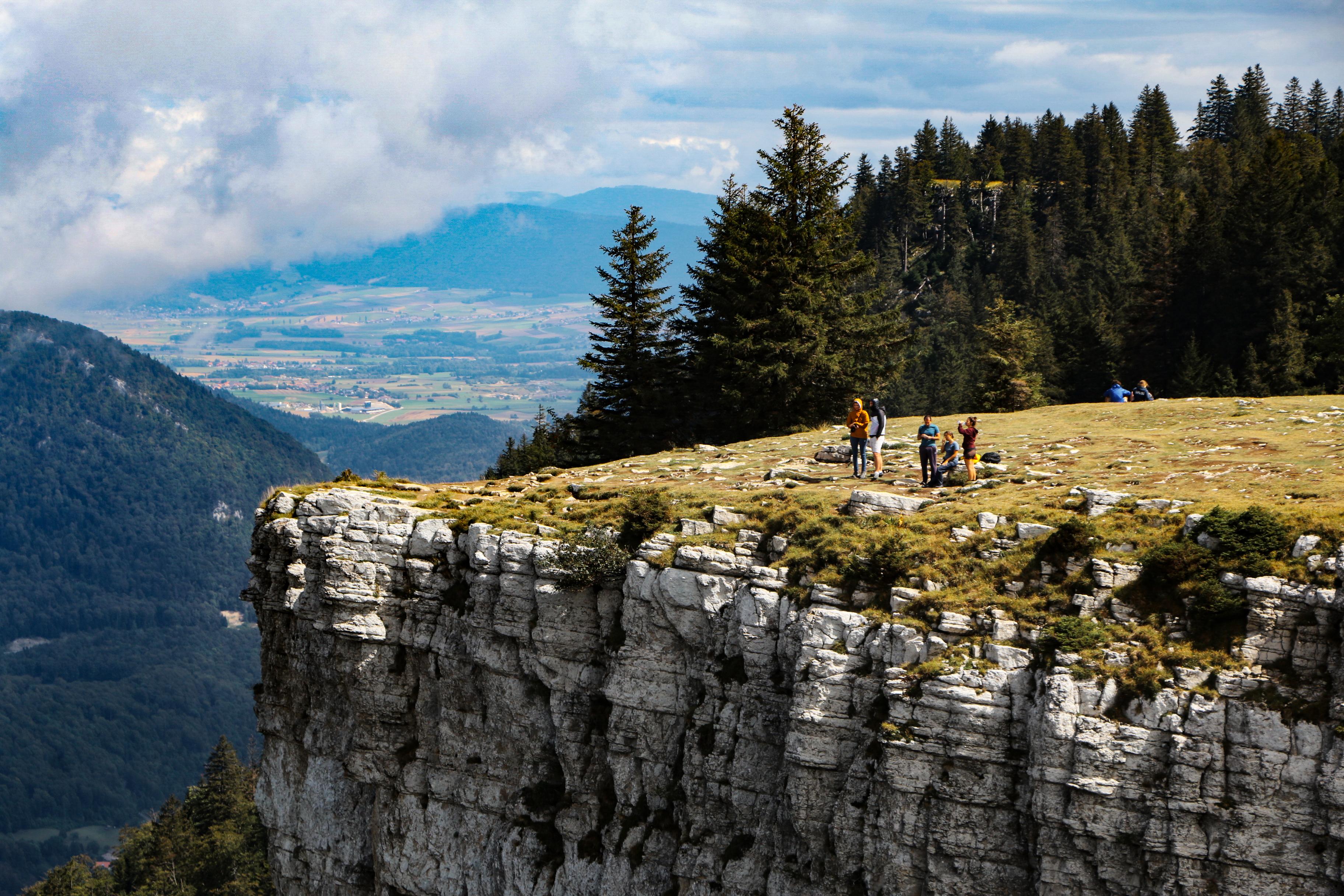 Creu du Van, Switzerland