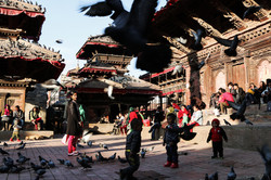 Durbar Square, Nepal