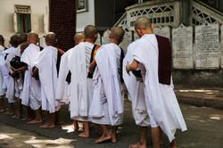 Burma Buddhist Monk School, Myanmar