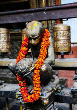 Kwa Bahal, Nepal