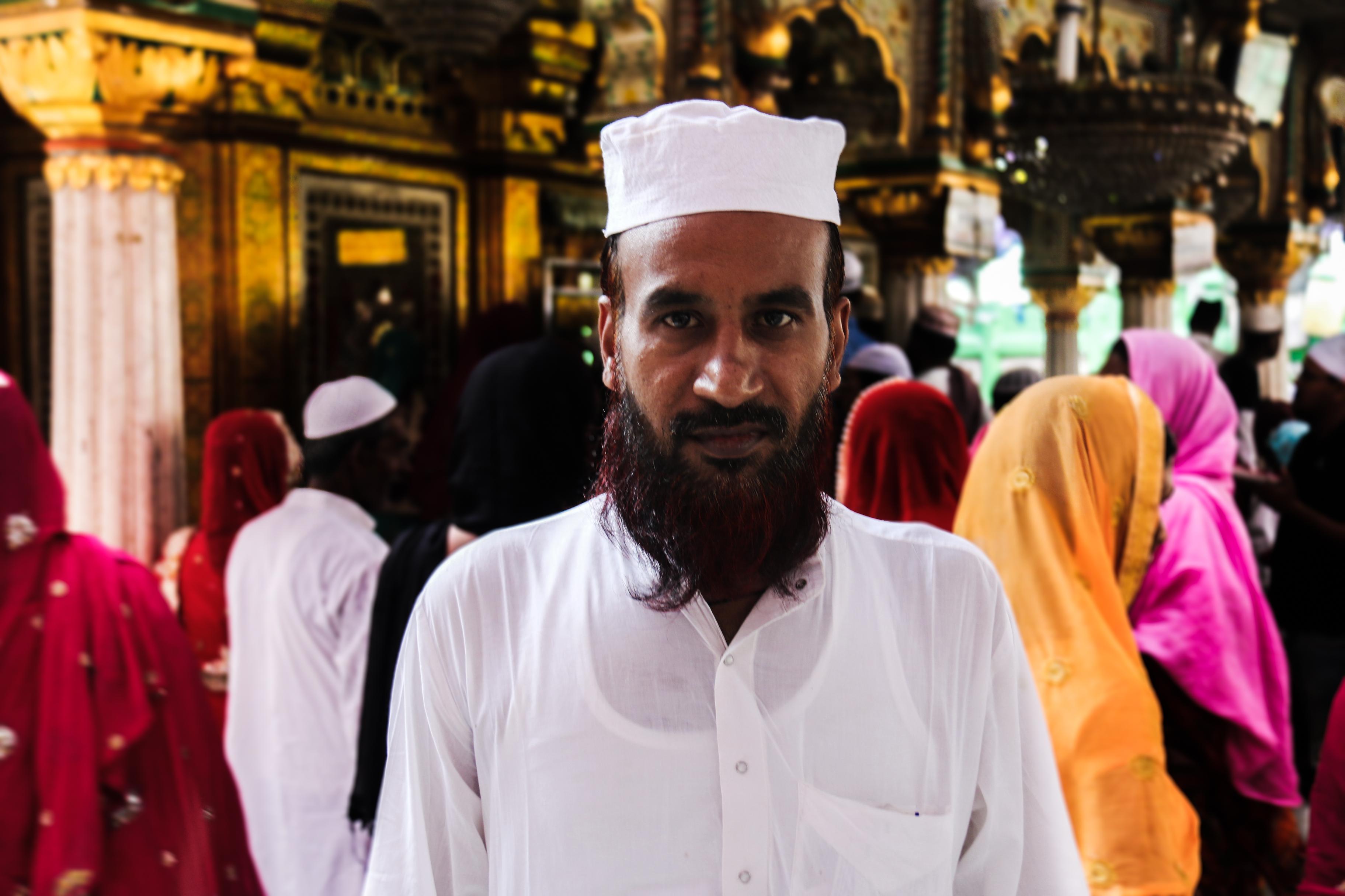 Nizamuddin Dargah, India