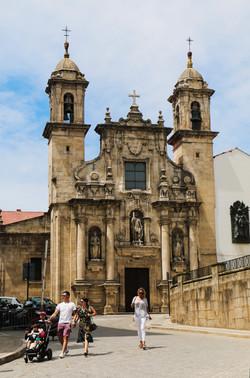 San Nicolas Church, Spain
