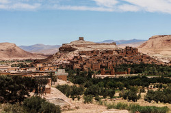 The Draa Valley, Morocco