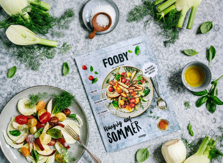 FOOBY Summer Magazine