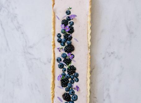Mother's Day Blackberry Tarte