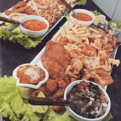 Sequencia de Frutos do Mar
