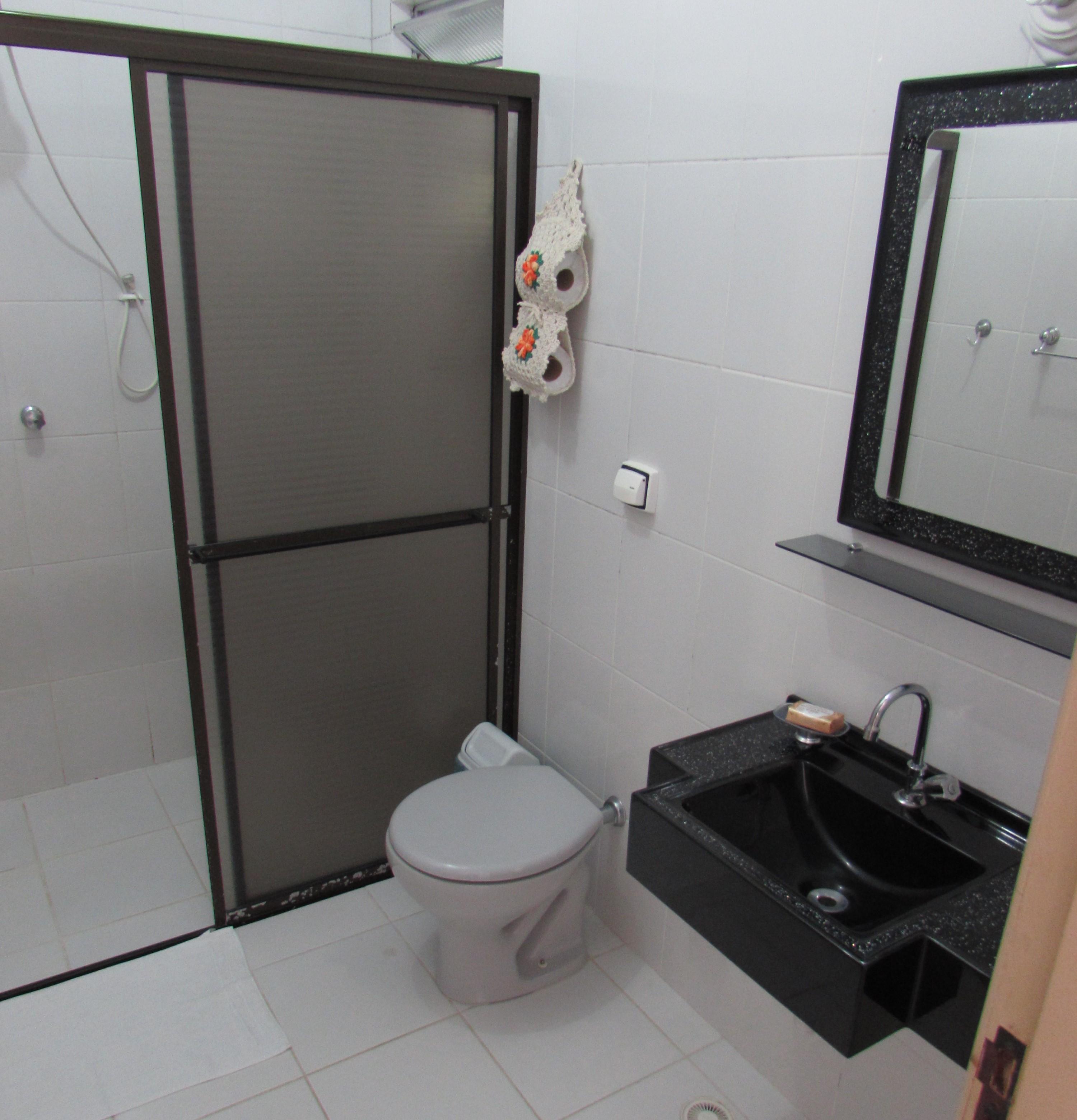 Apto Luxo - Banheiro
