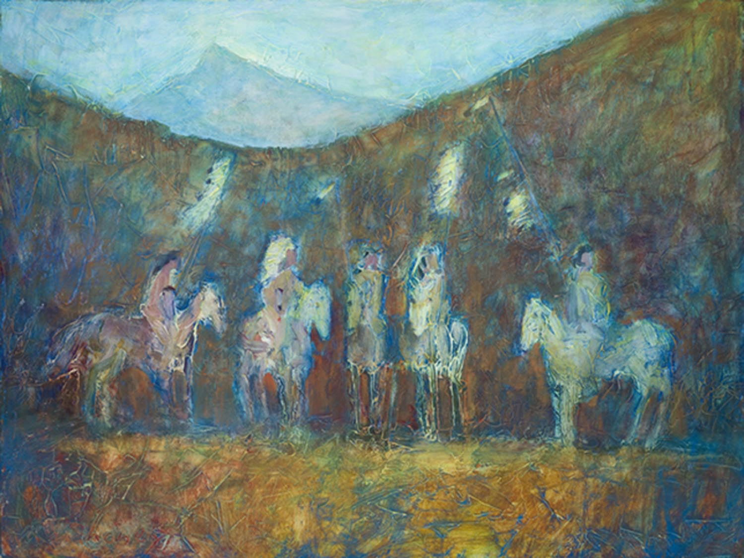 Blue Mountain Riders 30x40.jpg