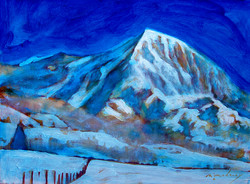 Crested Butte Study 12x16