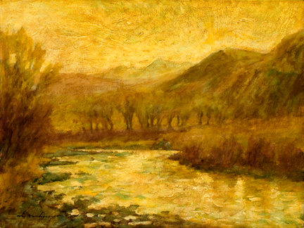 Mountain River Light 18x24 Print.jpg