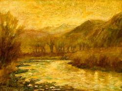 Mountain River Light 18x24 Print.jpg